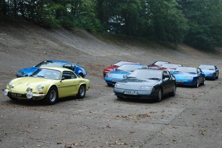 Origine RS trackday at Brooklands
